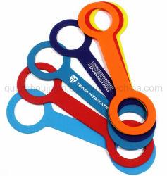 Для изготовителей оборудования для использования вне помещений поездки силиконового герметика бутылка воды крюк держателя ручки
