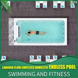 Flexibele prijs Outdoor Garden Swim SPA Whirlpool SPA met kachel