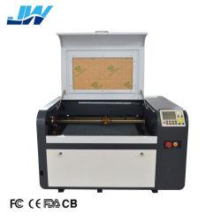 4060 machine de découpage à gravure laser pour le bois de Bambou papier acrylique