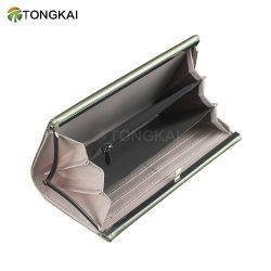 С другой стороны из натуральной кожи сумка Водонепроницаемая сумка для запястья Custom Wallet