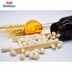 Les chinois d'aliments biologiques des aliments de Santé Beauté de la peau et de collagène Le collagène naturel extrait de soja Capsule pour améliorer l'humidité de la peau