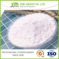 Masterbatch CaCO3 el uso de carbonato de calcio de llenado de polvo
