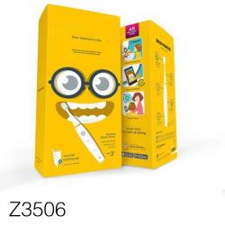Z3506 Imprimé en gros brosse à dents électrique de l'emballage Boîte en carton ondulé