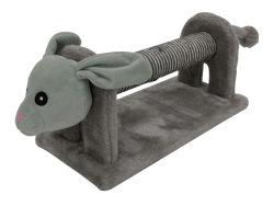Commerce de gros de produits pour animaux de compagnie Cat jouet pour chaton avec tête de l'animal