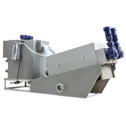 Profesional Hassle-Free automático del separador de prensa de tornillo