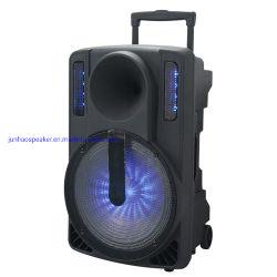 Два пути 12дюйм материала ABS Bluetooth аккумулятор динамика с FM-радио