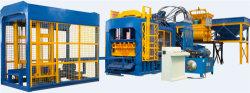 Descuento precio de fábrica Qt4-15 hormigón hidráulico automático total pavimentadora de ladrillo hueco de enclavamiento máquina bloquera
