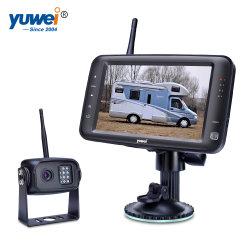 2,4 цифровой беспроводной задний вид ночного видения Backup Car камера с высоким качеством ЖК монитор TFT с диагональю 5 дюйма для прицепа