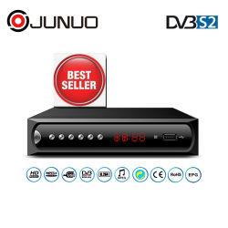 Junuo HD 1080P DVB-S2 Цифровой спутниковый ресивер тюнер с USB WiFi