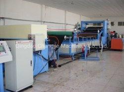 플라스틱 드레인 보드 생산 라인/HDPE Geocell 생산 라인/방수 시트 돌출 선