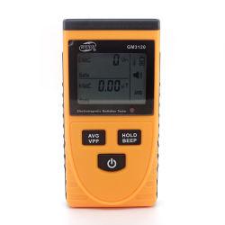 GM3120世帯の電磁石放射のテスターの電界そして磁界の二重測定
