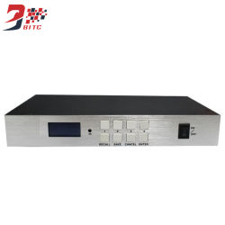 Matrix HDMI 4*4 Szbitc Видеостены Switcher 4 входных и 4 выходных 4K/2K процессора дисплея