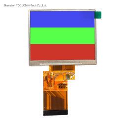 China Supplier 3,5-Zoll-TFT-LCD-Bildschirm 320X240 Grafikfarbdisplay TM035kdh03 TFT-LCD-Modul