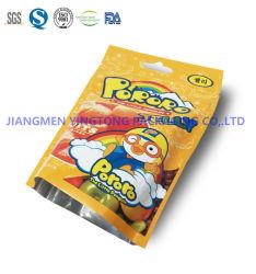 묵 사탕을%s 플라스틱 합성 포장 주머니 지퍼 음식 부대