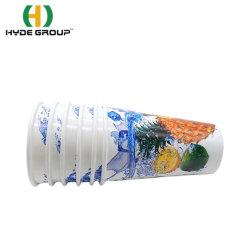 Soda 12 oz froid en papier jetables tasse pour boire des boissons