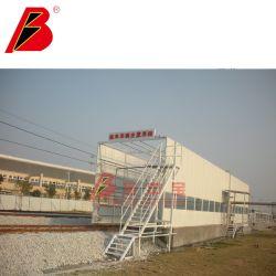 Dusche-Prüfungs-Stand-Station-Dusche-Prüfungs-Zeile für Bus-und Auto-Oberseite-Rang-Lieferanten
