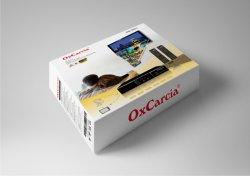 Design de moda multifuncional de DVB-S2 Receptor Digital Via Satélite, Caixa de TV_)-