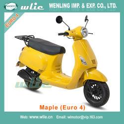 Мотоцикл мопед мотоцикл газ 49cc 50cc бензин автомобильный бензин в стиле ретро EEC и Coc скутер Maple 50