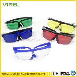 처분할 수 있는 방어 보호 안경 유리 안경알 가면 의학 치과 제품