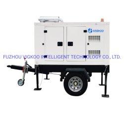 4 Pulgadas Self-Priming motor diesel de emergencia de la bomba de agua para el drenaje del agua