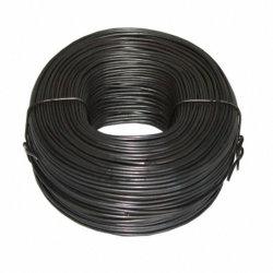 collegare mercantile del piccolo o grande della bobina imballaggio di 9ga-22ga - il nero ha temprato il collegare/collegare nero del ferro/collegare della bobina per il servizio americano per la costruzione di edifici