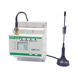 PMC-350-C Trois Phase DIN mesureur de puissance d'énergie électrique LoRaWAN 4 Entrée RTD de la température en option