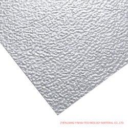 フロア暖房用アルミニウムオレンジピール / オレンジパターンシート