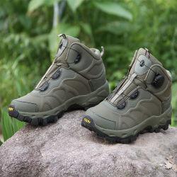Esdy 3 colores de asalto táctico militar del Ejército de deportes al aire libre botas zapatos