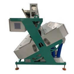 Mungのインゲンのための分離器のセレクタ機械をソートする情報処理機能をもったカラー