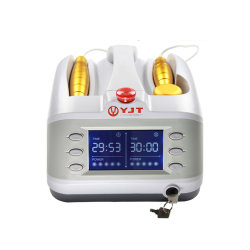 Schmerzlinderung und Wundheilung Laser-Therapie-Gerät niedriger Ebene Soft Cold Laser Medical Therapy Machine