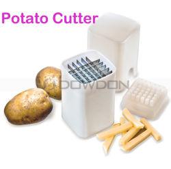 Freír patatas chip francesa cortadora Cortadora de hortalizas de hoja de la herramienta de cocina