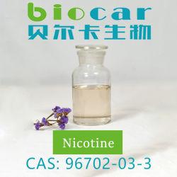 순수 니코틴 E-담배 첨가제 액상 분말의 재고를 확인합니다