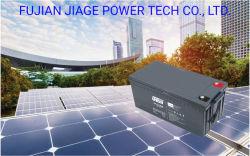12V 200ah VRLA/AGM/SLA/Gel/Outdoor DC Long Life UPS Solar Power 시스템 납산 배터리
