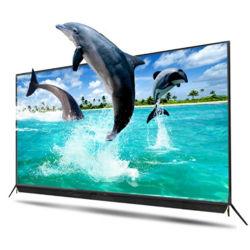 تلفزيون منزلي بشاشة LED ذكي 4K مقاس 86 بوصة لحفلات الزفاف