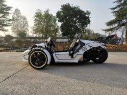 Motociclo elettrico caldo della rotella di Trike tre del triciclo