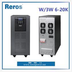 W10kVA Hochfrequenzonline-LCD Bildschirmanzeige Transformerless UPS-Stromversorgung