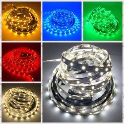 5M / rouleau Bande LED 2835 Flux lumineux plus élevé que le vieux 3528 5630 5050 SMD LED STRIP light 60 LED/M 12V Lampe Décoration de chaîne