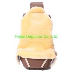 Оптовые цены на длинной шерсти Sheepskin автомобильный чехол подушки сиденья