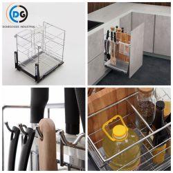 Vielzweckkorb der Kugellager-Küche-Schrank-300