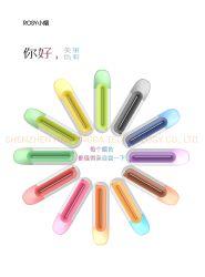 Increíble diseño Cigarrillo Electrónico Desechable Hqd Vape Rosy