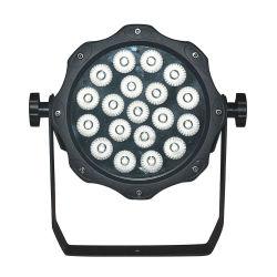 19PCS 10W RGBW 4 in 1 indicatore luminoso indipendente di PARITÀ di controllo LED di Arua per l'indicatore luminoso della fase
