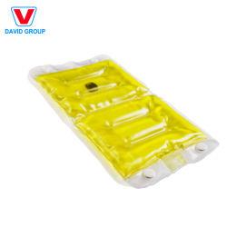 PVC انقر فوق الوسادة الحرارية لحليب الطفل تحافظ الرضّاعة على الدفء