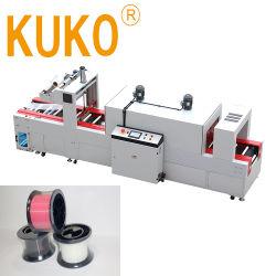 Gh-6030AC sur le fil électrique automatique chauffage à gaine thermo rétractable Shrink wrap Package d'emballage d'enrubannage à l'emballage Pack machine La machine