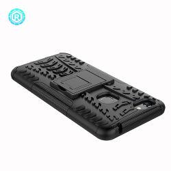 Casse del cuoio del telefono del PC 2020 e di TPU per Vivo V7