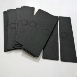 documento tagliante del nero della casella dello spettacolo dell'illustrazione 80GSM-3000GSM