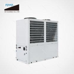 O ar da bomba de calor de água do Chiller de Agua Modular Tipo Scroll ar condicionado para sala de fitness Gymnasium
