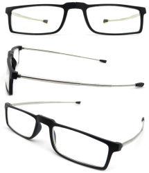 Lunettes de lecture des bottes de lunettes de lecture de pliage avec beaucoup de cas la prescription de lunettes de lecture en ligne