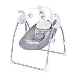 소형 프레임이 있는 휴대용 유아용 스윙 보디가드용 시트 디자인