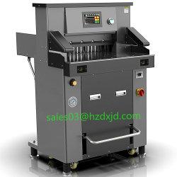 2021 新自動油圧ペーパーカッター H670TV7 高精度紙切削 フロントファクトリーから