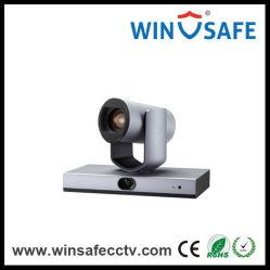 A voz do alto-falante inteligente de controle de conferência de vídeo câmaras PTZ HDMI USB IP SDI